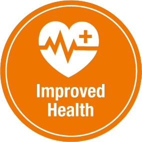 Improved Health